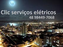 Eletricista Clic Serviços Elétricos Palhoça