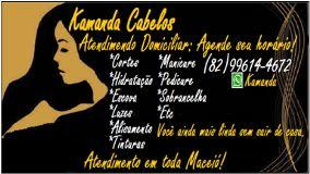 Kamanda Cabeleireira em domicílio em Maceió Maceió